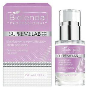 Bielenda Professional Supremelab Pro Age Expert Exclusive Revitalising Eye Cream