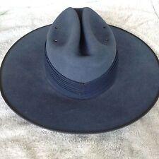 EXTRAORDINAIRE RAAF Slouch Hat Fur Felt , PIECE HYPER RARE TAILLE 62