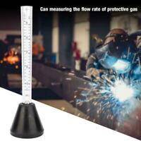 14cm Argon CO2 Gas MIG TIG Welding Flow Meter Regulator Pressure Control Gauge