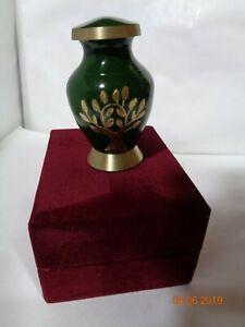 Aria Tree of Life mini token gesture cremation urn ashes keepsake urn