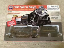Lionel new 7-11191 Penn Flyer G-Gauge train set