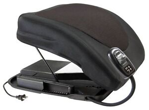 "Electric Power Premium 20"" Recliner lift Chair Seat Cushion Uplift Carex 300LBS"