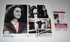 Tom Hanks & Elizabeth Perkins Big 8x10 Photo Signed Autographed JSA CERT