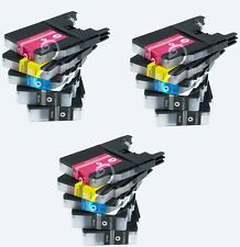 15 ink cartridges for Brother  LC1240 LC1280