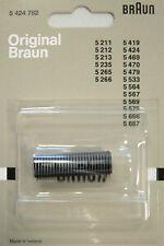 Braun 424 Braun Coltello 424 ORIGINALE