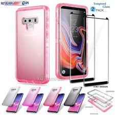 Samsung Galaxy Note 9 Case Cover TPU Shockproof Hybrid Hard Rugged Rubber TPU
