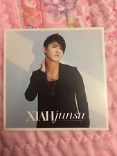 Tvxq JYJ Xiah Junsu Official Photocard Card Kpop K-pop Us Seller Dbsk