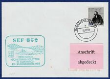 Bundesmarine - Zerstörer SCHLESWIG-HOLSTEIN - SEF 852 - 1985