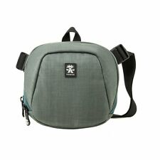Crumpler Quick Escape Toploader 500 Camera Bag SLR Shoulder Hipbag Cover Grey