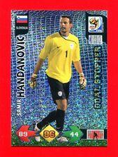 SOUTH AFRICA 2010 - Adrenalyn Panini - Card Goal Stopper - HANDANOVIC -SLOVENIJA