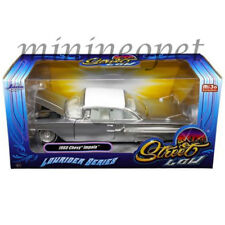 Jada 98926 Street Low Lowrider Series 1960 Chevrolet Impala 1/24 Diecast Silver