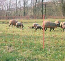 Elektrozaun Schafnetz Ovinet 108 cm  50 m Doppelspitze Netz
