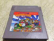 Wario Land Gameboy Nintendo - Japanese USA SELLER Like USA Ver.