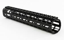 "Aero Precision 12"" Enhanced M-LOK MLOK Handguard - Anodized Black FREE FLOAT NEW"