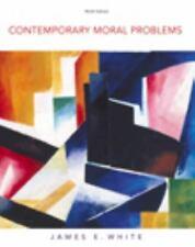 Contemporary Moral Problems, White, James E., Acceptable Book