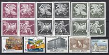 ICELAND COMMEMORATIVES (ref 34) MNH