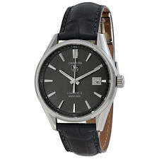 Tag Heuer Carrera Calibre 5 Stainless Steel Mens Watch WAR211C.FC6336