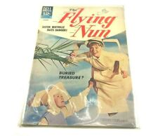 The Flying Nun #3 © August 1968 Dell