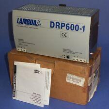 LAMBDA 600W 24VDC 20A DC POWER SUPPLY DRP600-1 *NEW*