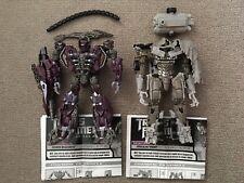 Transformers DOTM Voyager Class Megatron And Shockwave