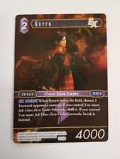 Queen 3-151S - FOIL - Starter - OPUS 3 (Final Fantasy TCG) Booster Fresh