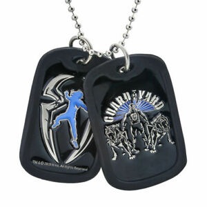 Roman Reigns WWE Authentic Guard the Yard Dog Tags