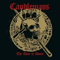 CANDLEMASS - THE DOOR TO DOOM   CD NEW+