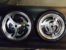 Front and Rear Wheel Set