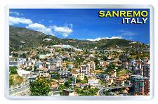 SANREMO ITALY MOD3 FRIDGE MAGNET SOUVENIR IMAN NEVERA
