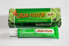 Payayor Crème 10g Effectif Soulagement pour Herpès,Herpès Labial and Peau