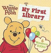 Disney Winnie l'ourson grande bibliothèque de Parragon Book Service Ltd (cartonné, 2