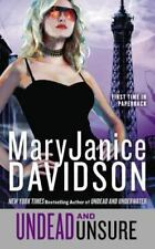 Queen Betsy: Undead and Unsure 12 by MaryJanice Davidson (2014, Paperback)