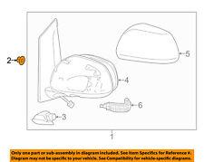 TOYOTA OEM Cooling Fan-Fan Blade Nut 90178A0023