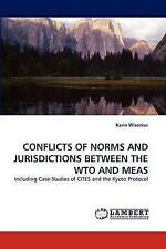 CONFLICTS OF NORMS AND JURISDICTIONS BETWEEN THE WTO AND MEAS: Including Case-St