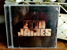 Etta James [Hip-O] by Etta James (CD, Apr-2006, Hip-O Select) SEALED