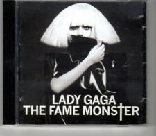 (HO165) Lady Gaga, The Fame Monster - 2009 CD