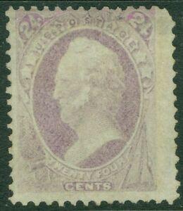 EDW1949SELL : USA 1870 Scott #153 Mint. Regummed. PSAG Certificate. Cat $1,800.