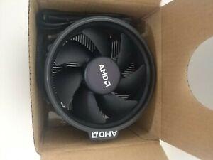 AMD Ryzen Wraith Spire RGB Heat Sink Cooler Fan For AM4 Socket (factory paste)