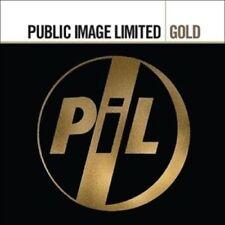 PUBLIC IMAGE LIMITED - GOLD 2 CD NEUF