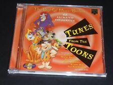 HANNA BARBERA Tunes From The Toons CD Top Cat Wacky Races Flintstones Scooby Doo