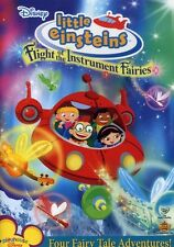 Little Einsteins: Flight of the Instrument Fairies DVD Region 1