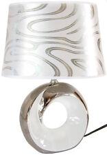 Lampe elegant Tischleuchte Tischlampe Nachtlichter neues Modell 278 -  43 cm !