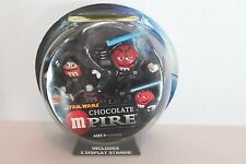 Star Wars Chocolate mpire M&M's Anakin Skywalker & Emperor Palpatine Figures NEW