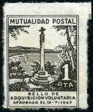 ESPAÑA BENEFICENCIA  MUTUALIDAD POSTAL