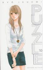 PUZZLE tome 10 Ryo Ikuemi manga en français shojo