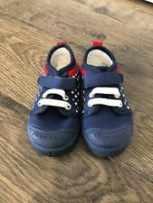 b9465a618cdd Skidders Soft Closure Baby Toddler Boys Shoes Style 13814 Size 7