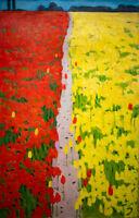 Jona Smol   Russischer Impressionismus - Ölbild Leinwand Ölgemälde Bild Gemälde