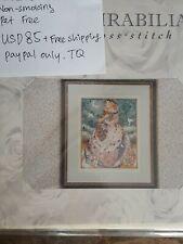 mirabilia cross stitch pattern * oop*md11 mothers arm