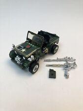 Vintage G1 Transformers Hound Autobot 1982