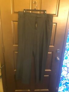 Talbots Gray Polyester/Wool Pants NWT - 16L